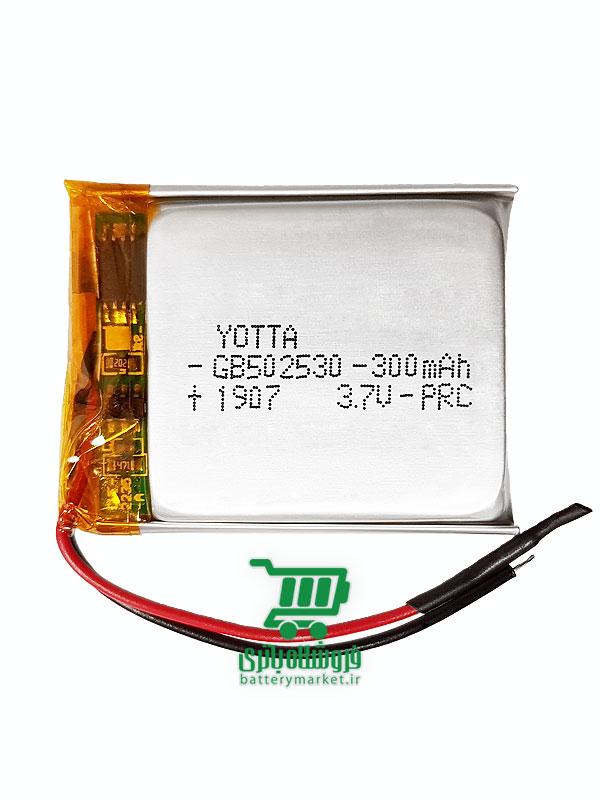 باتری-پلیمری-502530