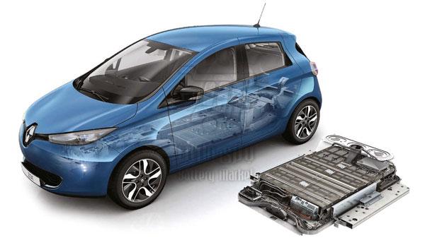 باتری حودروهای الکتریکی