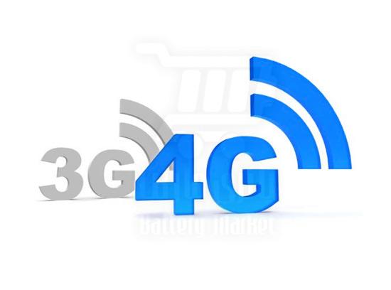 شارژ باتری گوشی موبایل در شبکه 4G بیشتر مصرف می شود یا در شبکه 3G
