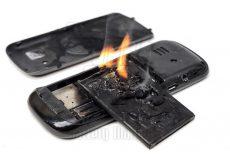 دلایل انفجار باتری گوشی های هوشمند و راه های جلوگیری از آن
